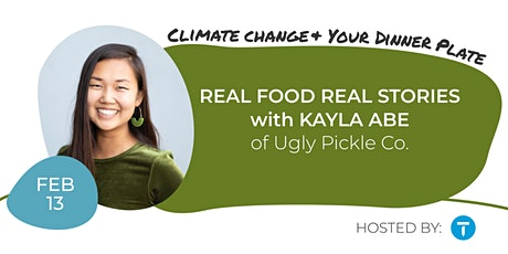 Real Food Real Stories with Kayla Abe tickets
