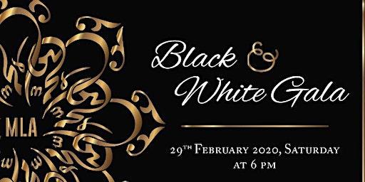 MLA Black & White Gala