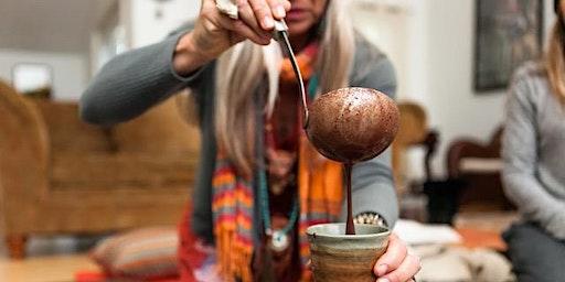 Monthly Women's Cacao Medicine Circle with Nicole Gnutzman