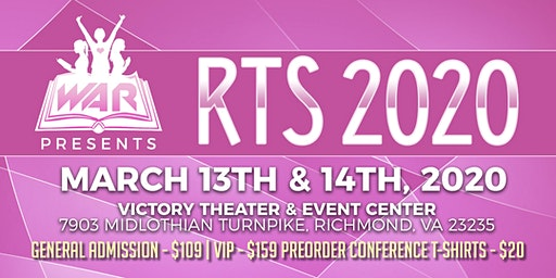 Vendors Wanted for RTS2020 Women's Conference