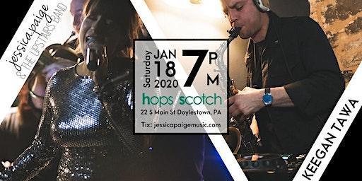 Underground Jazz Party 2020 w/ Jessica Paige & Keegan Tawa