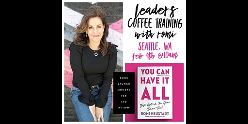Leaders Coffee Training with Romi