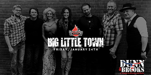 Big Little Town - A Little Big Town Tribute with Dunn & Brooks