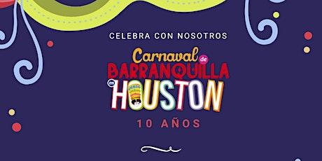 Coctel: 10 años del Carnaval de Barranquilla en Houston tickets