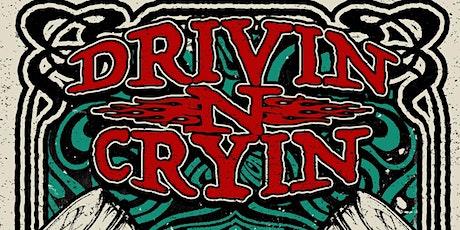 DRIVIN N CRYIN w/ FUN WITH ATOMS, DEREK PRITZL & THE GAMBLE in GREEN BAY,WI tickets