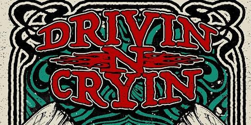 DRIVIN N CRYIN w/ FUN WITH ATOMS, DEREK PRITZL & THE GAMBLE in GREEN BAY,WI