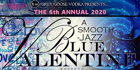The 6th Annual  A SMOOTH-JAZZ BLUE VALENTINE w/TIM CUNNINGHAM tickets