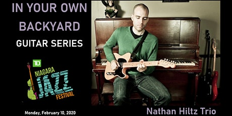 """In Your Own Backyard"" Guitar Series, Part One: Nathan Hiltz tickets"