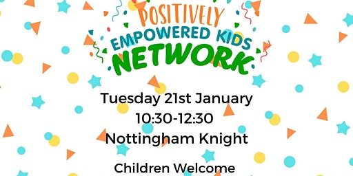 Positively Empowered Kids Network January 2020