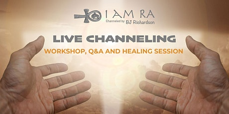 Channeled Workshop: Live Q&A and Healing Session tickets