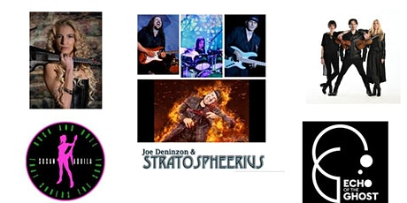 STRINGFEST II Stratospheerius/Susan Aquila/Echo of the Ghost @ Arlene's NYC tickets