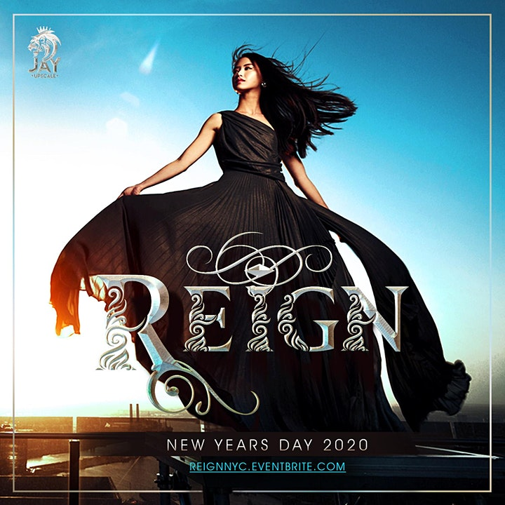 REIGN 2020! AN ELEGANT & FASHIONABLE NEW YEARS DAY image