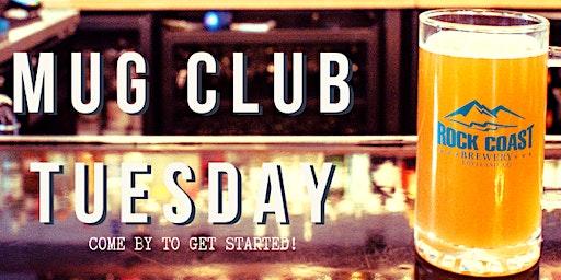 Mug Club Tuesdays
