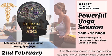 Yoga Empowerment for Doctors tickets