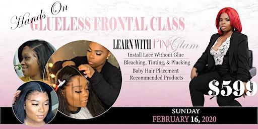 Glueless Frontal Class