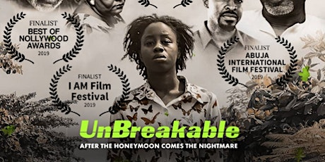 UNBREAKABLE : After the honeymoon comes the nightmare..... tickets