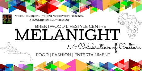 MELANIGHT 2020: A Celebration of Culture tickets