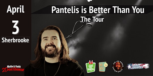 Pantelis is Better Than You  | Sherbrooke