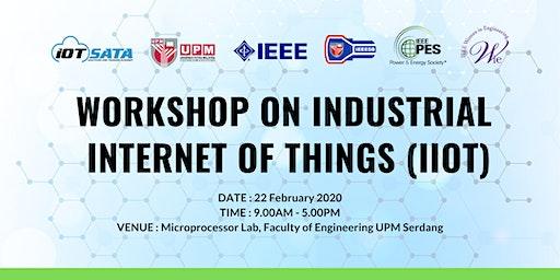 Workshop on Industrial Internet of Things (IIOT)