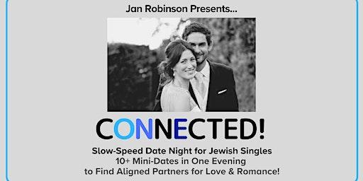 Slow-Speed Date Night for Jewish Singles ~ Berkeley (45-62yr)