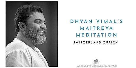Maitreya Meditation - Zurich Tickets