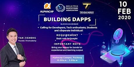 Hands-On Blockchain Seminar- Building DApp tickets