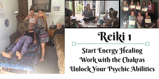 Reiki 1 - Course & Attunement