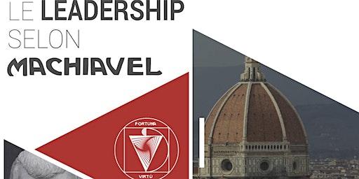 Le Leadership selon Machiavel