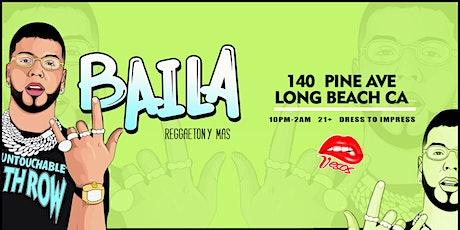 Baila Reggaeton y Mas  tickets