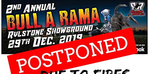 Rylstone Bull-A-Rama (POSTPONED DUE TO FIRES)