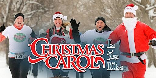 Christmas Carol Classic 5K/10K/1M 2020