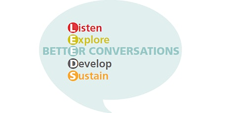 Better Conversations Stakeholder Event - 12/02/2020 tickets