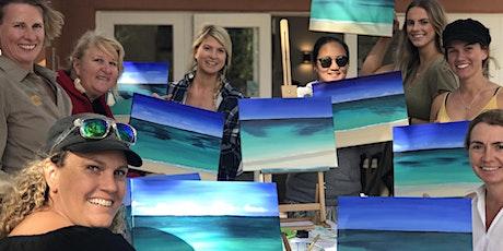 Paint the Ocean by the Ocean Leighton Beach tickets