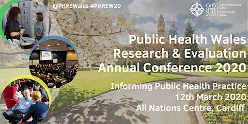 PHW Research & Evaluation Annual Conference 2020: Informing Public Health Practice