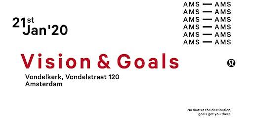 Vision & Goals - lululemon Amsterdam
