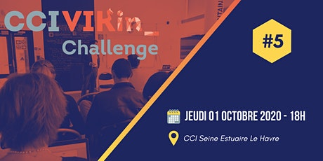 CCI VIKin_ Challenge  #5 billets