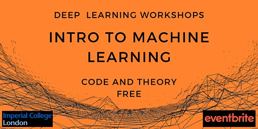 Deep learning 1: Intro to machine learning