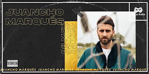 Concierto de Juancho Marqués - Sala Kaya (Madrid)