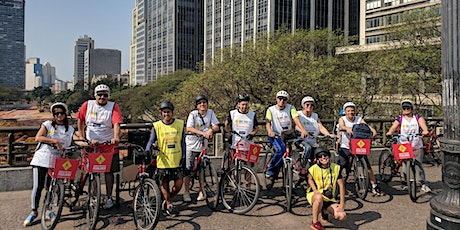 Bike Tour SP - Rota Centro Velho tickets
