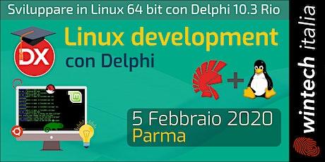 Sviluppo Linux con Delphi biglietti