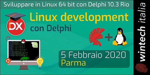 Sviluppo Linux con Delphi