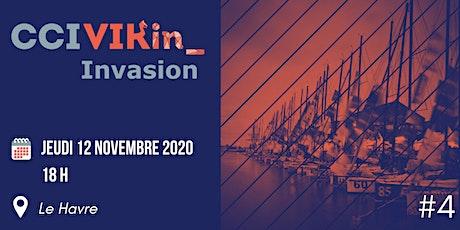 CCI VIKin_ Invasion #4 billets