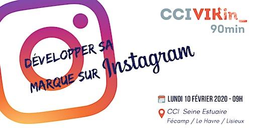 CCI Vikin_90min : Développer sa marque sur Instagram