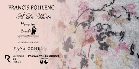 Francis Poulenc - À la mode (Concert & Fashion Show) tickets