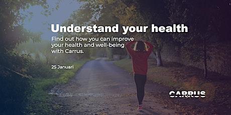 Understand your health tickets