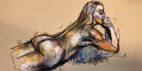 Long Pose Life Drawing – Saturday, 8th February 2020 billets