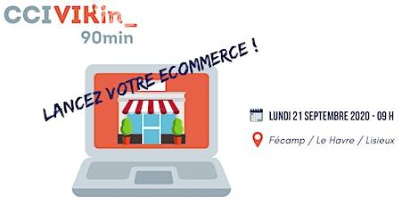 CCI VIKin_90min : eCommerce billets