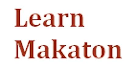 Learn Makaton tickets