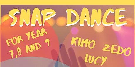 SNAP Dance tickets