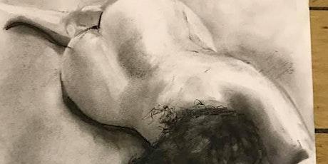 Long Pose Life Drawing – Saturday, 10th October 2020 tickets